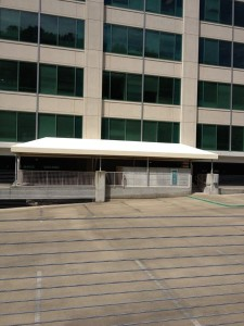 Brookwood Mall Parking Deck Canopies