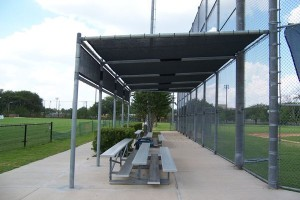 Little League Park - Texas